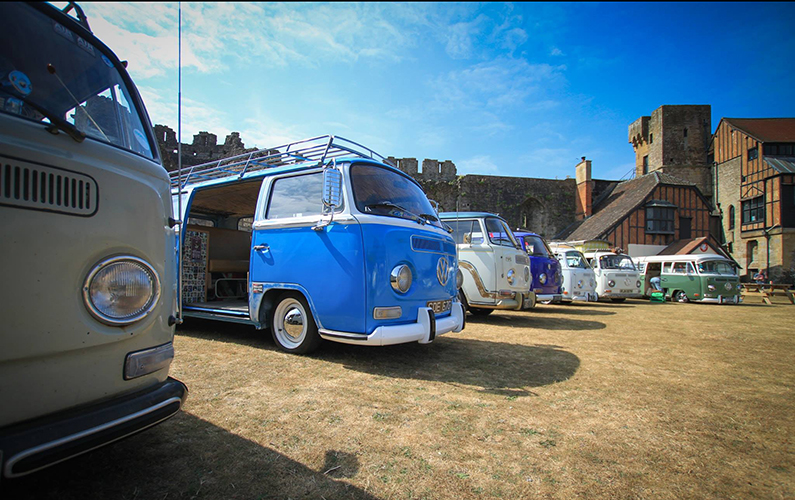 VeeDubFamily 2019-07-19 Dubs at The Castle 2019