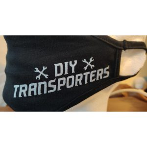 DIY Transporters Face Mask