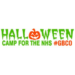 Official #GBCO Halloween Edition Sticker