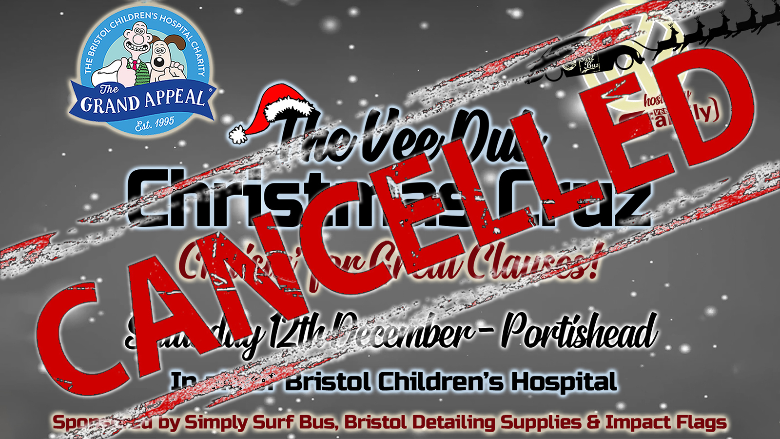 Vee Dub Family Christmas Cruz 2020 Cancelled Portishead
